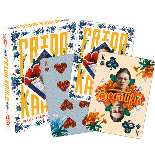 Frida Kahlo Playing Cards | Cookie Jar - Home of the Coolest Gifts, Toys & Collectables