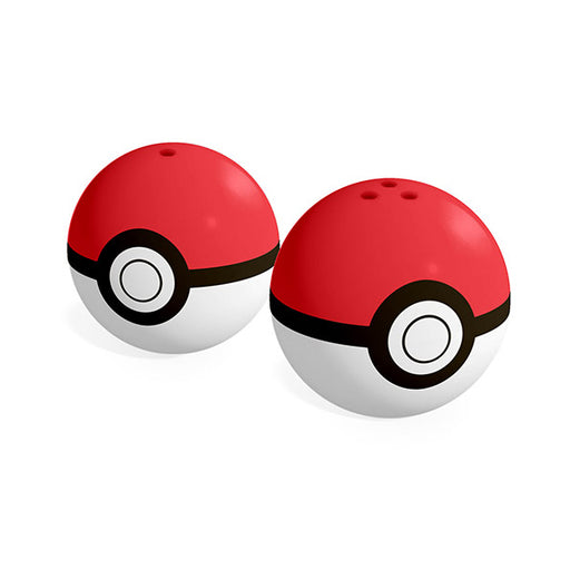 Pokemon - Poke Ball Salt & Pepper Shakers | Cookie Jar - Home of the Coolest Gifts, Toys & Collectables