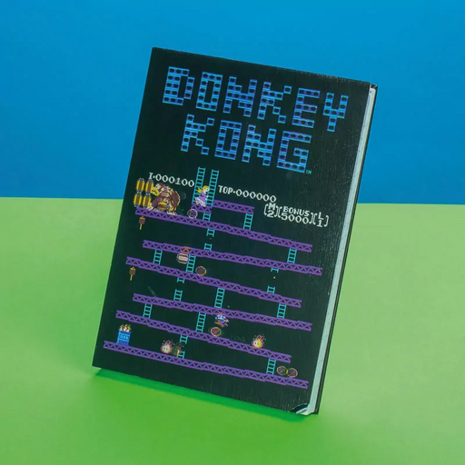 Donkey Kong Lenticular Notebook | Cookie Jar - Home of the Coolest Gifts, Toys & Collectables