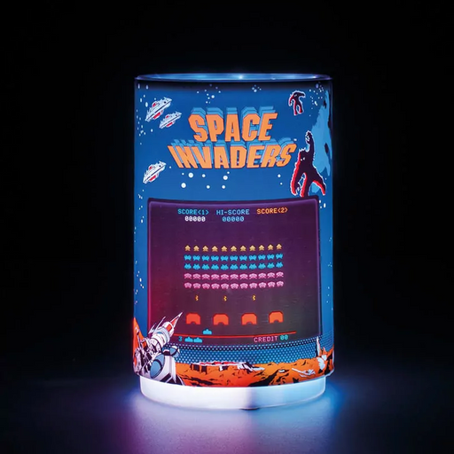 Space Invaders Projection Light | Cookie Jar - Home of the Coolest Gifts, Toys & Collectables