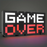 Game Over Light | Cookie Jar - Home of the Coolest Gifts, Toys & Collectables