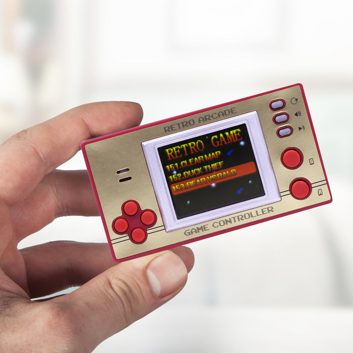 Orb Retro Pocket Games with LCD Screen | Cookie Jar - Home of the Coolest Gifts, Toys & Collectables