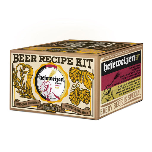 Craft A Brew - Hefeweizen Refill Kit | Cookie Jar - Home of the Coolest Gifts, Toys & Collectables