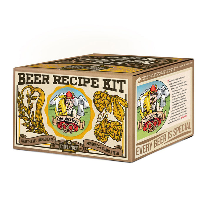 CraftABrew - Oktoberfest Refill Kit | Cookie Jar - Home of the Coolest Gifts, Toys & Collectables