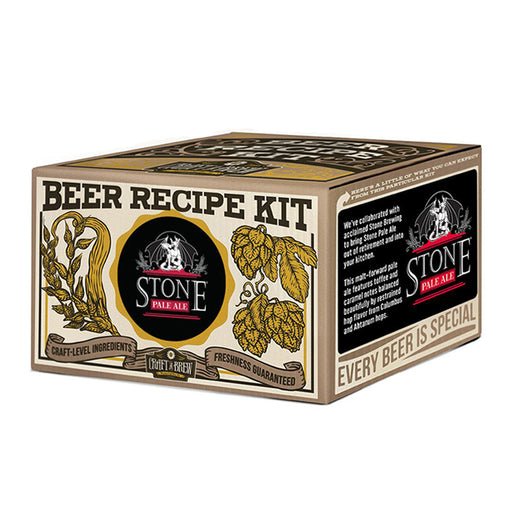 CraftABrew - Stone Pale Ale Refill Kit | Cookie Jar - Home of the Coolest Gifts, Toys & Collectables