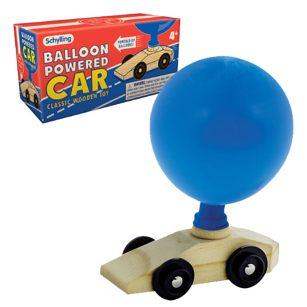 Schylling - Balloon Powered Car | Cookie Jar - Home of the Coolest Gifts, Toys & Collectables