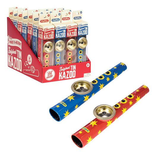 Schylling - Musical Kazoo | Cookie Jar - Home of the Coolest Gifts, Toys & Collectables