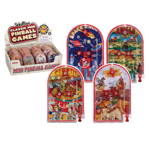 Schylling - Mini Pin Ball Game | Cookie Jar - Home of the Coolest Gifts, Toys & Collectables