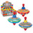 Schylling - Mini Tin Tops | Cookie Jar - Home of the Coolest Gifts, Toys & Collectables
