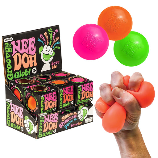 Schylling - Nee-Doh Stress Ball | Cookie Jar - Home of the Coolest Gifts, Toys & Collectables