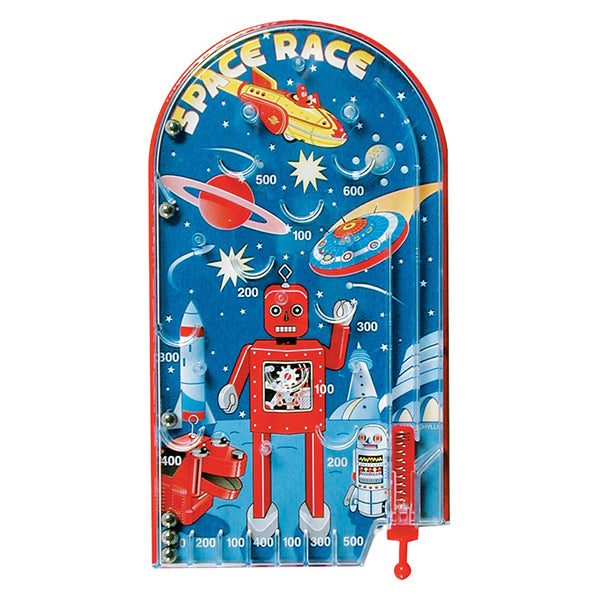 Schylling - Space Race Pinball | Cookie Jar - Home of the Coolest Gifts, Toys & Collectables