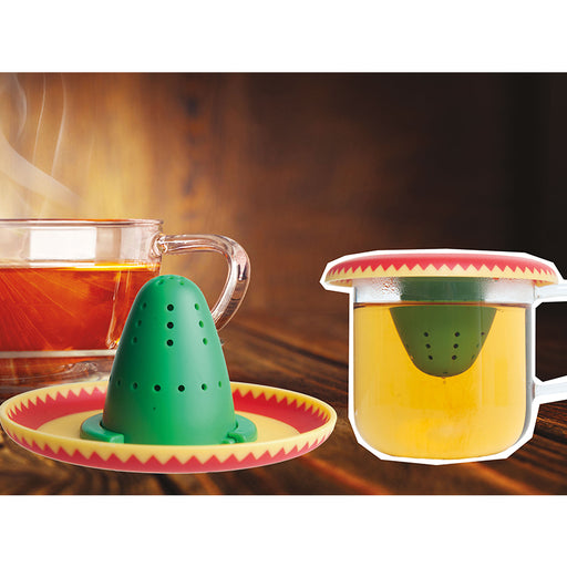 Sombrewo Tea Infuser | Cookie Jar - Home of the Coolest Gifts, Toys & Collectables