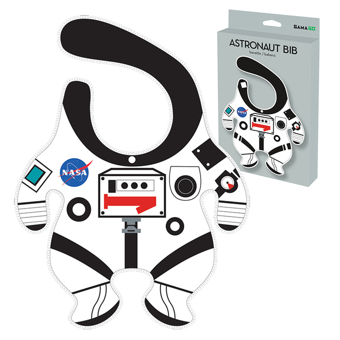 NASA Baby Bib | Cookie Jar - Home of the Coolest Gifts, Toys & Collectables