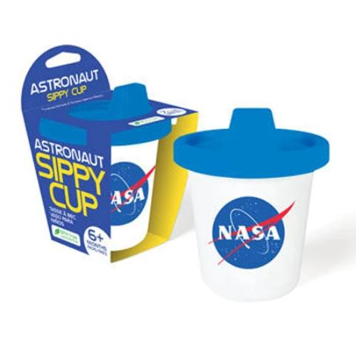 NASA Sippy Cup | Cookie Jar - Home of the Coolest Gifts, Toys & Collectables