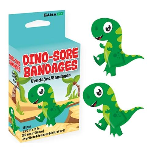 Dino-sore Bandages | Cookie Jar - Home of the Coolest Gifts, Toys & Collectables
