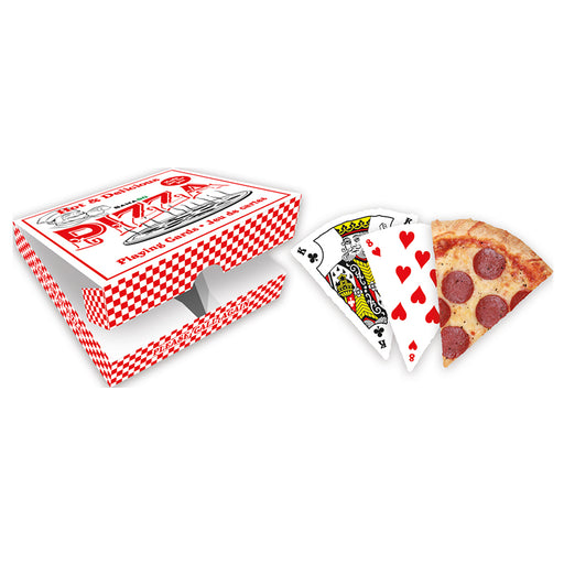 Pizza Playing Cards | Cookie Jar - Home of the Coolest Gifts, Toys & Collectables