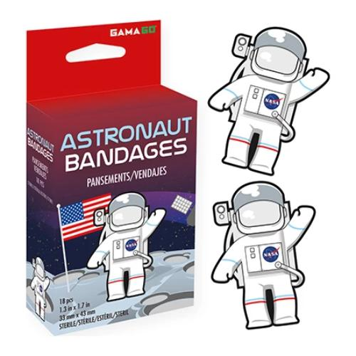 NASA Astronaut Bandages | Cookie Jar - Home of the Coolest Gifts, Toys & Collectables