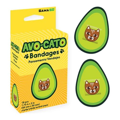 Avo-Cato Bandages | Cookie Jar - Home of the Coolest Gifts, Toys & Collectables
