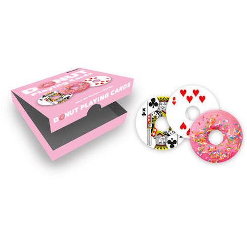 GAMAGO - Donut Playing Cards | Cookie Jar - Home of the Coolest Gifts, Toys & Collectables
