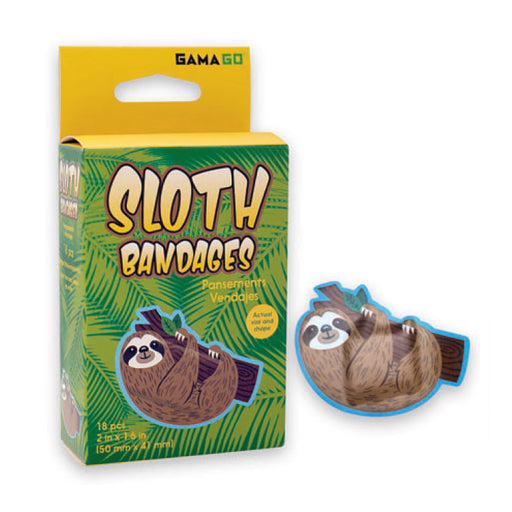GAMAGO - Sloth Bandages | Cookie Jar - Home of the Coolest Gifts, Toys & Collectables