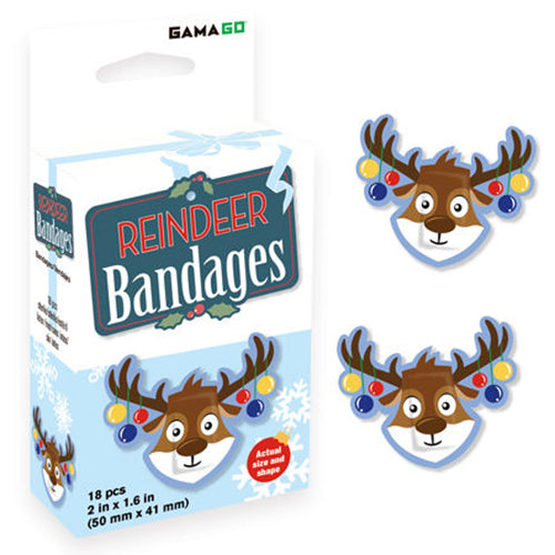 GAMAGO - Reindeer Bandages | Cookie Jar - Home of the Coolest Gifts, Toys & Collectables