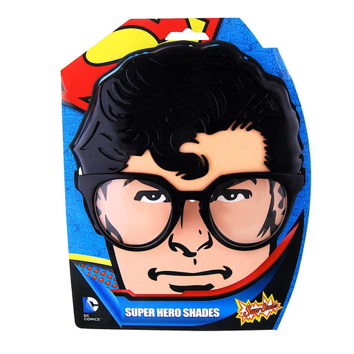Clark Kent Superman Sun-Staches Novelty Sunglasses | Cookie Jar - Home of the Coolest Gifts, Toys & Collectables
