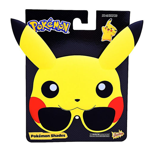 Pikachu Pokemon Sun-Staches Novelty Sunglasses