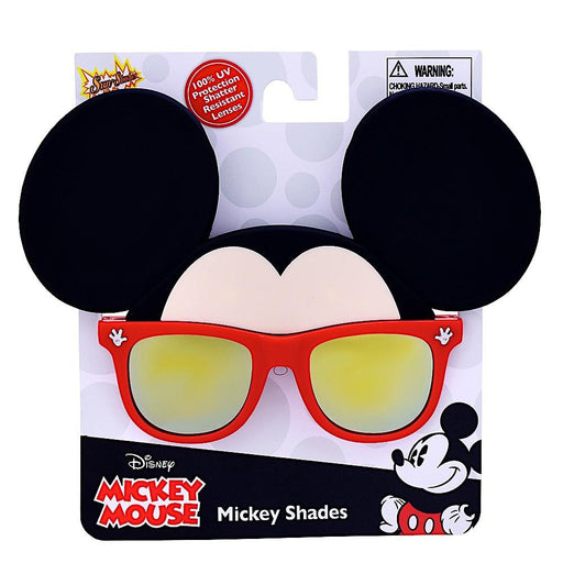 Mickey Mouse Disney Sun-Staches Novelty Sunglasses