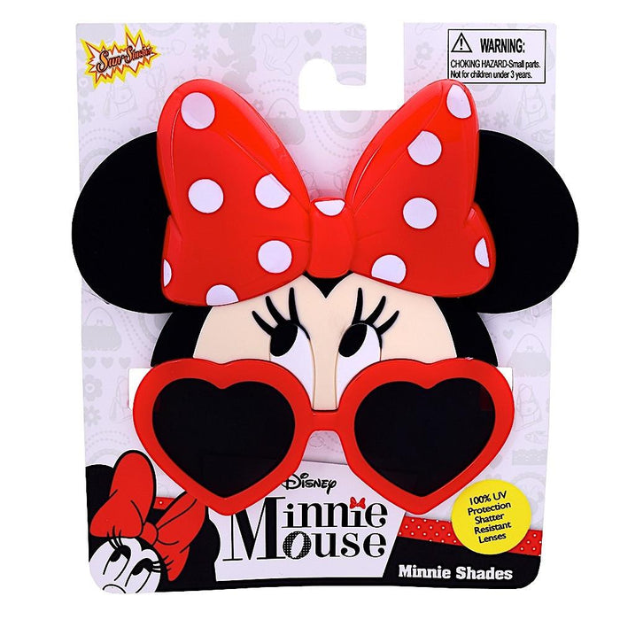 Minnie Mouse Disney Sun-Staches Novelty Sunglasses | Cookie Jar - Home of the Coolest Gifts, Toys & Collectables