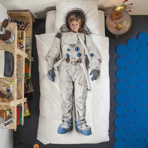 Astronaut Quilt Cover Set - Single | Cookie Jar - Home of the Coolest Gifts, Toys & Collectables