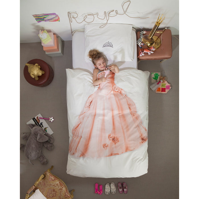 Princess Quilt Cover Set - Single | Cookie Jar - Home of the Coolest Gifts, Toys & Collectables