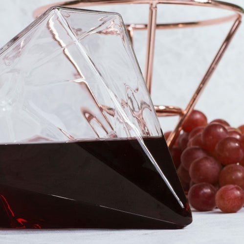 Diamond Decanter & Holder | Cookie Jar - Home of the Coolest Gifts, Toys & Collectables
