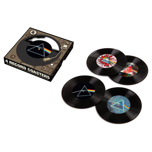 Pink Floyd ̐ 45 Record Coasters | Cookie Jar - Home of the Coolest Gifts, Toys & Collectables