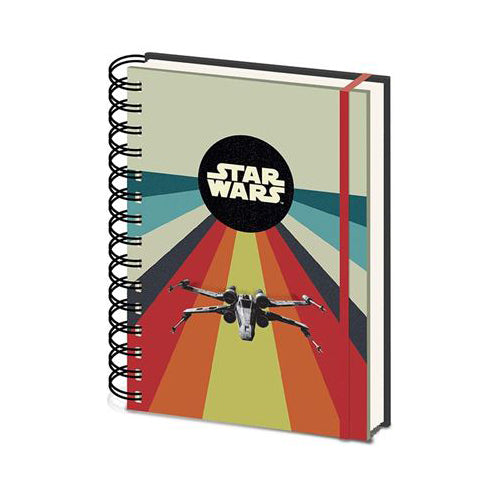 Star Wars Classic Nostalgia A5 Notebook | Cookie Jar - Home of the Coolest Gifts, Toys & Collectables