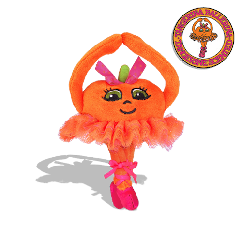 Whiffer Sniffers - Tangerina Ballerina Super Sniffer | Cookie Jar - Home of the Coolest Gifts, Toys & Collectables