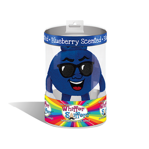 Whiffer Sniffers - Billy Bluesberry Super Sniffer | Cookie Jar - Home of the Coolest Gifts, Toys & Collectables