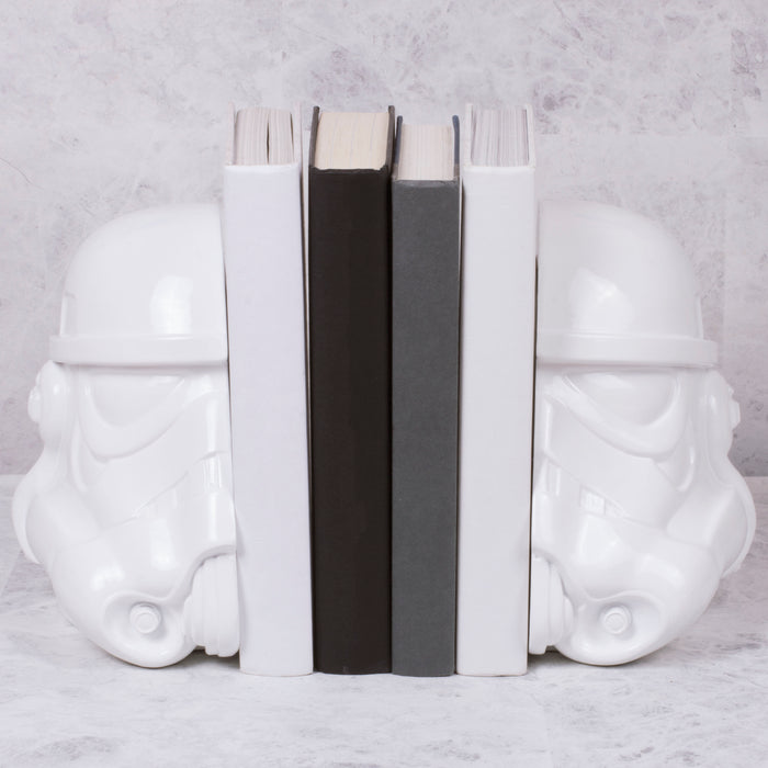 Original Stormtrooper - Bookends | Cookie Jar - Home of the Coolest Gifts, Toys & Collectables