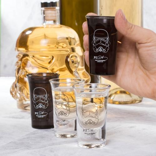 Original Stormtrooper - Shot Glass Set | Cookie Jar - Home of the Coolest Gifts, Toys & Collectables