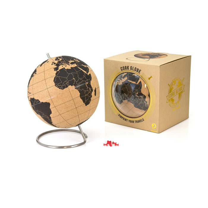 Suck UK Cork Globe | Cookie Jar - Home of the Coolest Gifts, Toys & Collectables