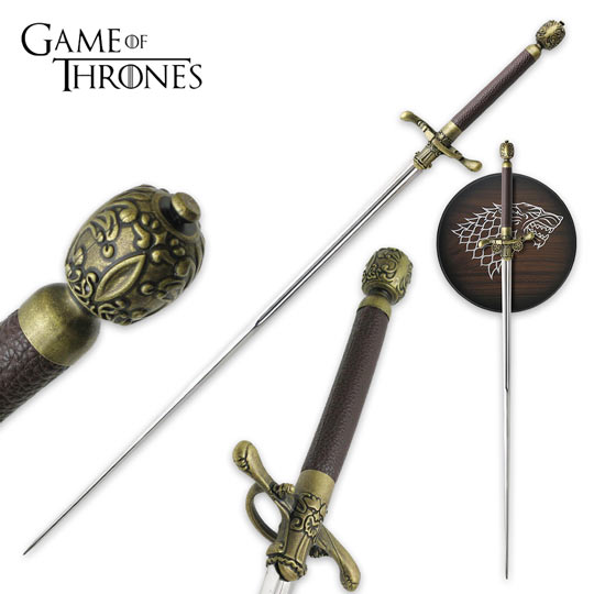 Game Of Thrones – Needle Sword Of Arya Stark Replica | Cookie Jar - Home of the Coolest Gifts, Toys & Collectables
