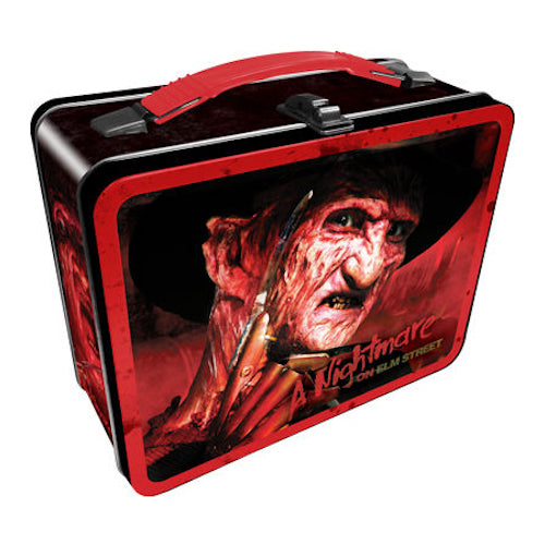 A Nightmare On Elm Street Tin Carry All Fun Box | Cookie Jar - Home of the Coolest Gifts, Toys & Collectables