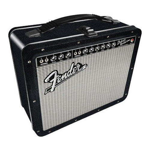 Fender Amp Tin Carry All Fun Box | Cookie Jar - Home of the Coolest Gifts, Toys & Collectables