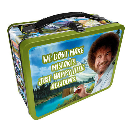 Bob Ross Happy Accidents Fun Box | Cookie Jar - Home of the Coolest Gifts, Toys & Collectables