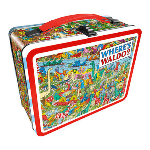 Where's Waldo Fun Box | Cookie Jar - Home of the Coolest Gifts, Toys & Collectables