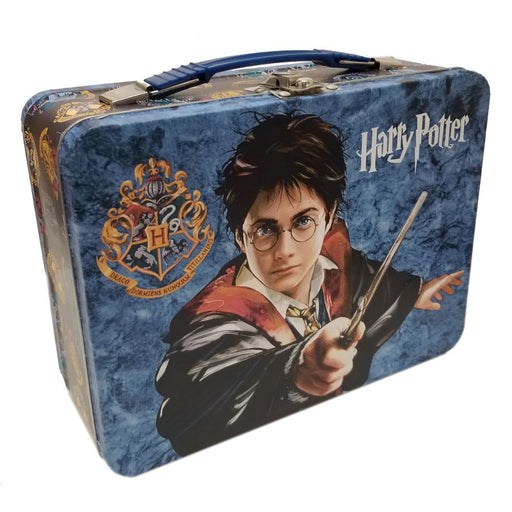 Harry Potter Tin Carry All Fun Box | Cookie Jar - Home of the Coolest Gifts, Toys & Collectables
