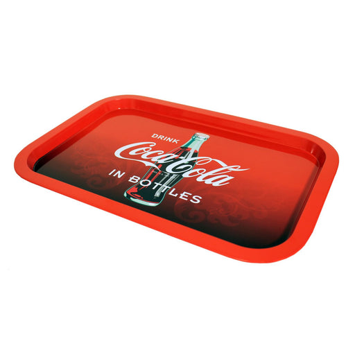Coke Tin Serving Tray | Cookie Jar - Home of the Coolest Gifts, Toys & Collectables