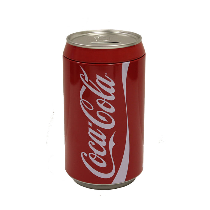 Coke Can Money Box | Cookie Jar - Home of the Coolest Gifts, Toys & Collectables