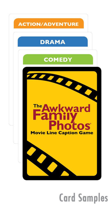 The Awkward Family Photos Move Line Caption Game | Cookie Jar - Home of the Coolest Gifts, Toys & Collectables