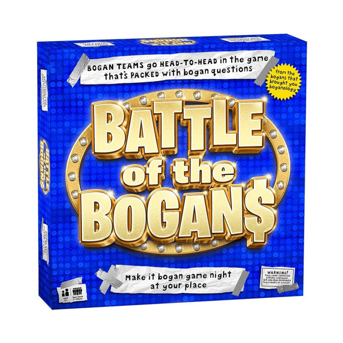 Battle Of The Bogans | Cookie Jar - Home of the Coolest Gifts, Toys & Collectables