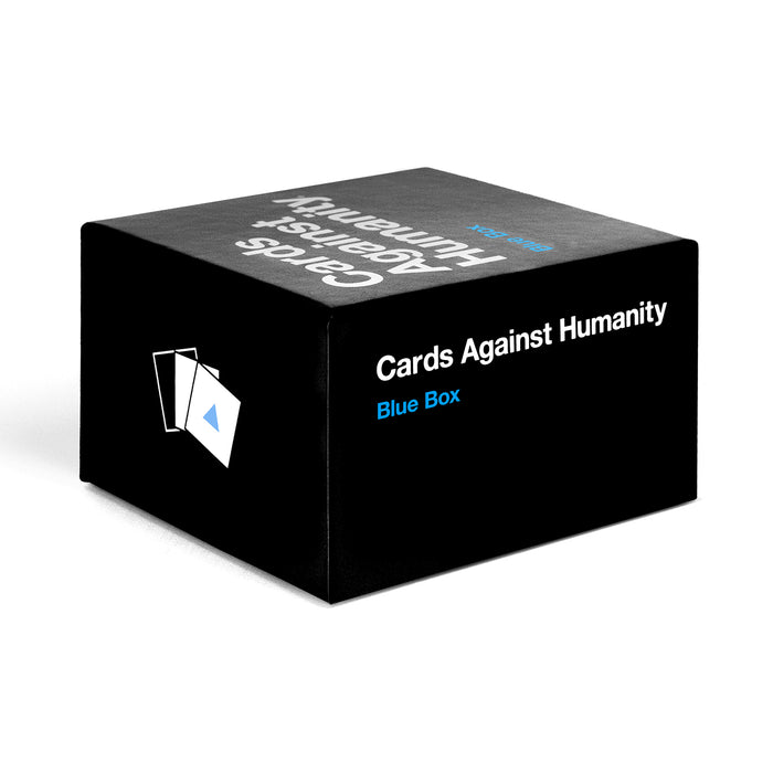 Cards Against Humanity Blue Box Expansion | Cookie Jar - Home of the Coolest Gifts, Toys & Collectables